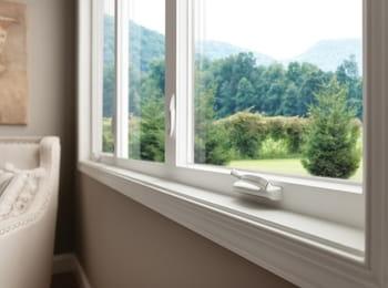 Milgard Style Line Soundproof windows